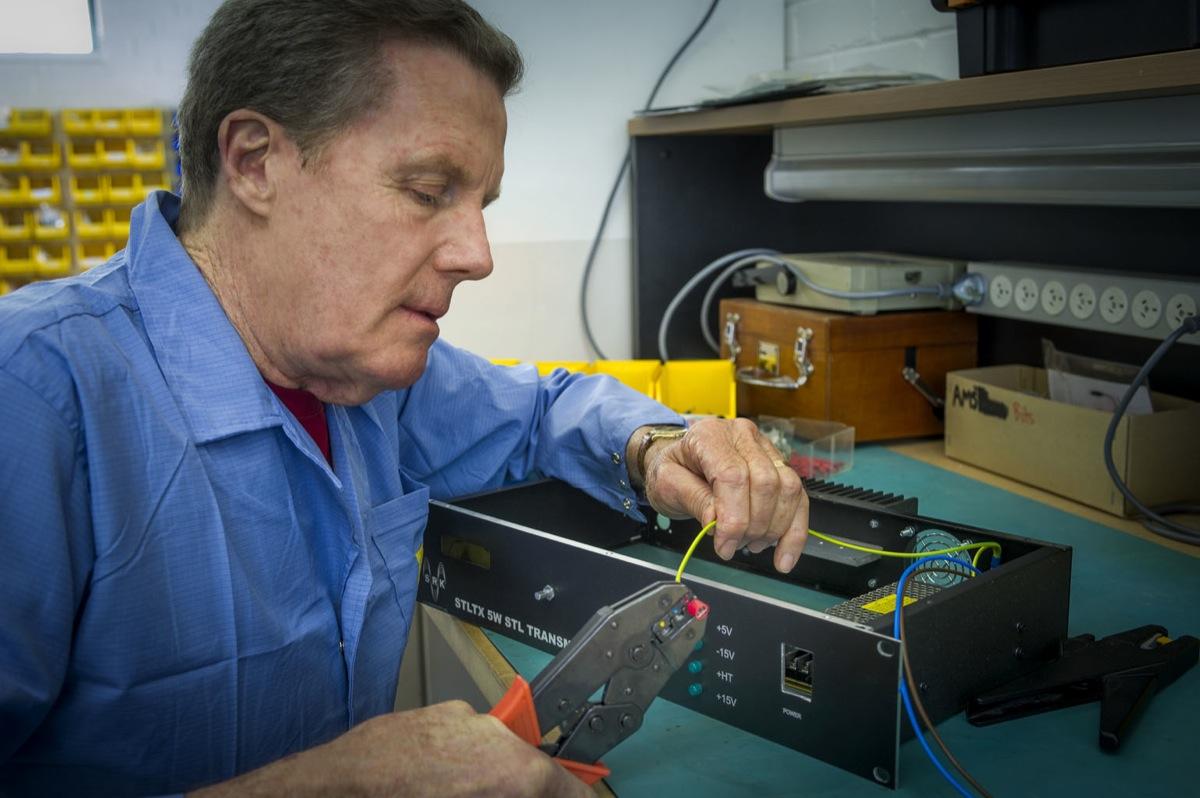 About SRK Electronics | Australian Manufacturer of Radio