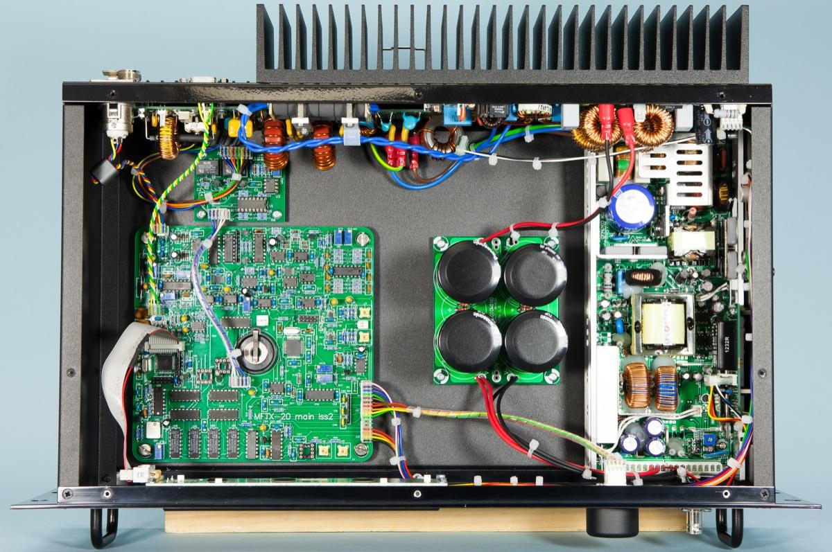 Fma300 300w Fm Amplifier Radio Broadcast Equipment Australia Rf Circuit P Marian Amplifiers Quality Components 3