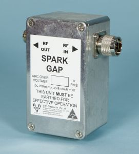 MF Spark Gap (Right Side View)