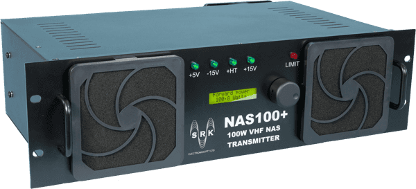 vhf nas transmitters nas100+ optimised