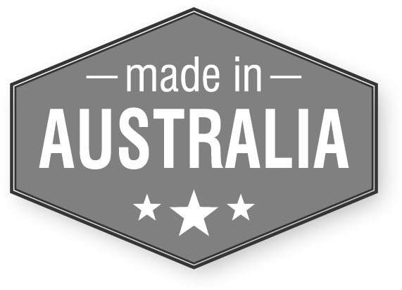 aus made logo optimised greyscale